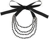 Ann Demeulemeester multi strand necklace
