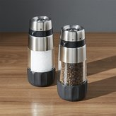 Crate & Barrel OXO ® Salt and Pepper Grinder Set