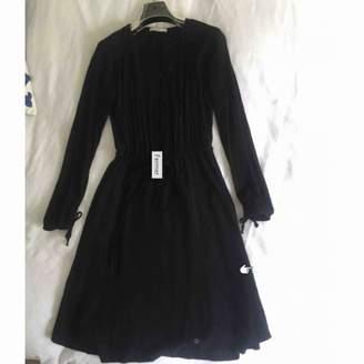 Sessun Black Viscose Dresses