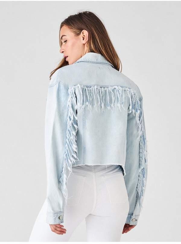 Annie Cropped Jacket | Turin