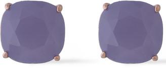 Kate Spade Rose Gold-tone Crystal Earrings