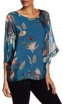 Luma Floral Print Blouse