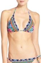 LaBlanca La Blanca 'Tropicali' Halter Bikini Top