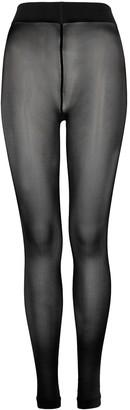Wolford Satin Touch black 20 denier leggings