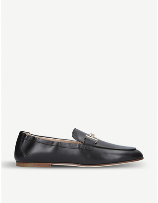 BAUDOIN & LANGE Sagan leather tasseled loafers