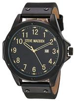 Steve Madden Oversize Nail Head Watch