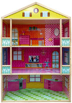 Asstd National Brand Dollhouse
