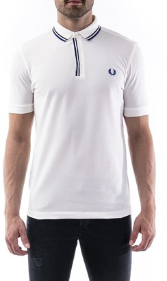 Fred Perry Cotton Polo Shirt