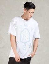 PAM White Invasion S/s T-shirt