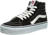 Vans Unisex Sk8-Hi //White Skate Shoe 9 Men US / 10.5 Women US