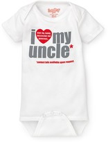 Bloomingdale's Sara Kety Infant Unisex I Love My Uncle Bodysuit - Sizes 0-18 Months