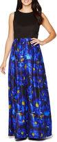 Melrose Sleeveless Evening Gown
