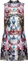 Ted Baker Heidy Mirrored Minerals Tunic