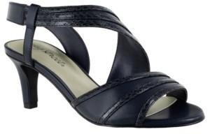 Easy Street Shoes Magnolia Dress Sandals Women's Shoes