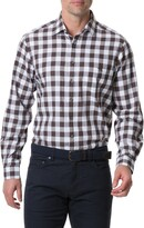 Rodd & Gunn Flints Bush Regular Fit Check Button-Up Sport Shirt
