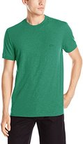 Lacoste Men's Short Sleeve Vintage Washed Tee