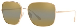 Maui Jim Women's Polarized Sunglasses, MJ000591