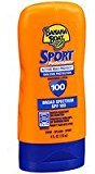 Banana Boat Sport Performance Broad Spectrum Sunscreen Lotion, SPF 100, 4 fl oz - 2pc