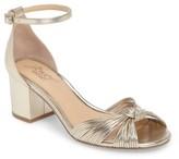 Badgley Mischka Women's Lacey Ankle Strap Pump