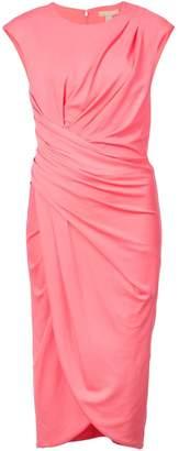 Michael Kors wrap detail sheath dress
