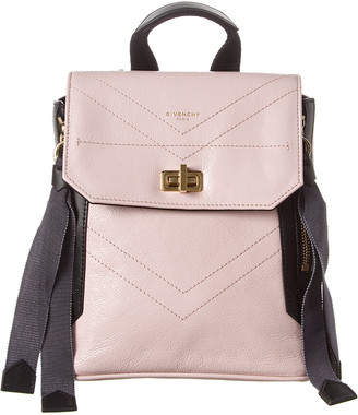 Givenchy Id Mini Leather Backpack