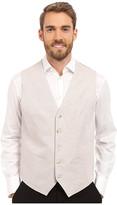 Perry Ellis Linen Suit Vest