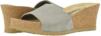 Mephisto Lise (Light Grey Nubuck) Women's Shoes