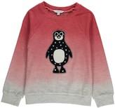 Little Marc Jacobs Tie-Dye Otter Sweatshirt