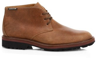 Mephisto Berto Lace-Up Leather Chukka Boots