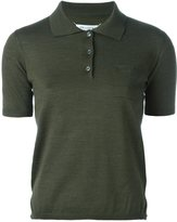 Maison Margiela short sleeve polo shirt