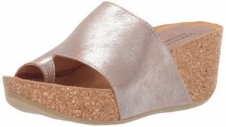 Donald J Pliner Women's GINIE2-Y9 Wedge Sandal