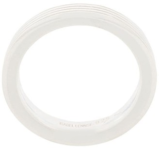 Isabel Lennse 4x2 Ribbed Band Ring