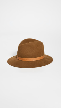 Janessa Leone Archer Packable Fedora