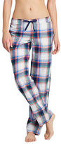 Aeropostale Womens Lld Pretty In Plaid Flannel Pants