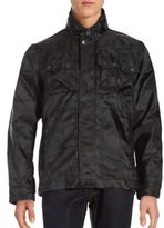 G Star Chest Pocket Rover Jacket