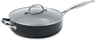 Green Pan Valencia Pro 4.5-Quart Covered Ceramic Non-Stick Saute Pan