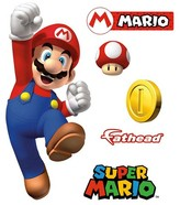Nintendo Wall Decal set