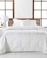 Hotel Collection Closeout! White Down Lightweight Twin Comforter, Created for Macy's Bedding