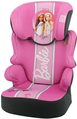Barbie Befix SP LXGroup 2-3 High Back Car Booster Seat
