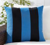 Pottery Barn Sunbrella®; Rugby Stripe Indoor/Outdoor Pillow
