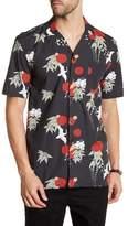Zanerobe Short Sleeve Cranes Camper Full Fit Shirt