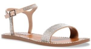 Steve Madden Women's Nisha-r Rhinestone Sandals