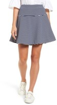Draper James Women's Sadler Stripe Knit Skirt