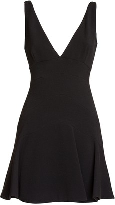 DSQUARED2 A-line Short Dress In Black