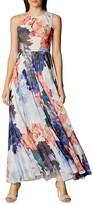 Karen Millen Floral Print Maxi Dress
