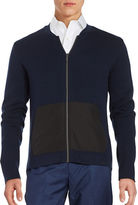 Strellson Knit Zip-Up Jacket
