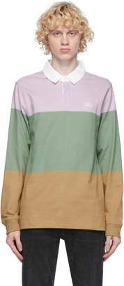 Levi's Levis Multicolor Rugby Long Sleeve Polo