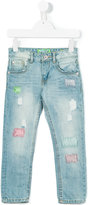 Vingino distressed jeans - kids - Cotton - 10 yrs