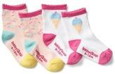 Gap Ice cream socks (2-pairs