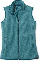L.L. Bean Bean's Sweater Fleece Vest